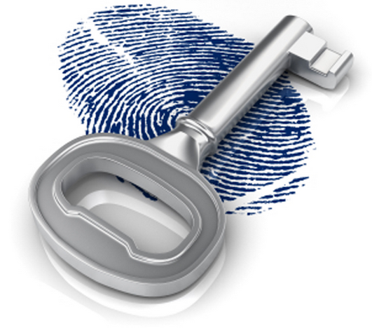 two-factor-authentication-fingerprint-key